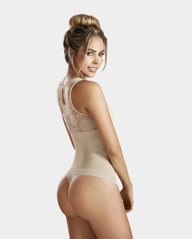 Body-Shaper-with-Lace-in-Front-and-Back-beige-back