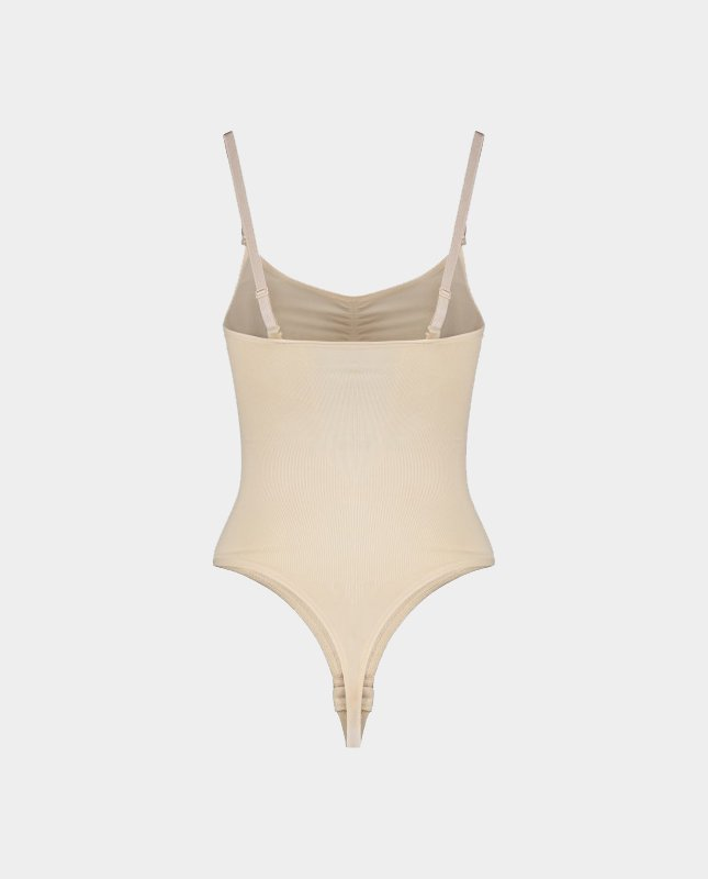 Firm-Control-Shaping-Body-Thong-beige-back